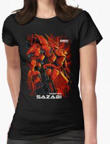 Sazabi Womens Fitted T-Shirt