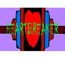 HEARTBREAKER Photographic Print