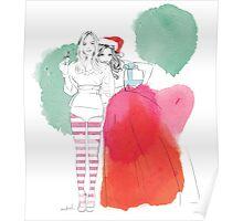 Christmas Love Mekel Poster