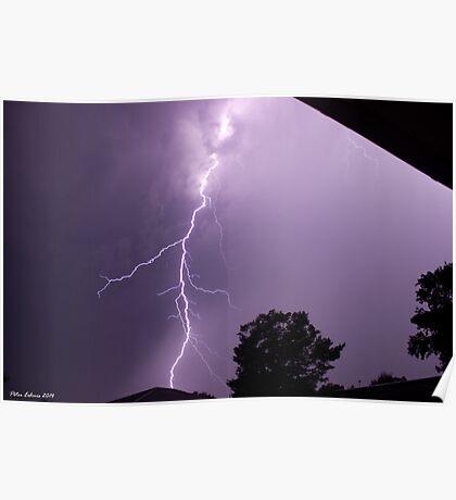 Summer Thunderstorm 19 Poster