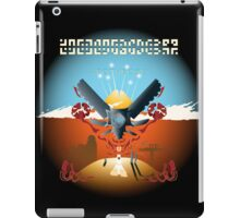 Journey/Journey Mashup for iPad in Black iPad Case/Skin
