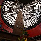 Shot Tower at Melbourne Central by Charles Kosina