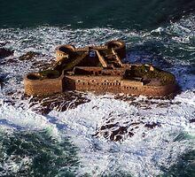 Huge Seas by NeilAlderney