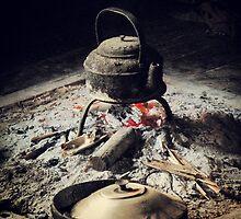 Tribal Tea by RoamingRoan