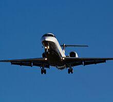 Executive Jet by DavidHornchurch