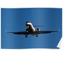 Executive Jet Poster
