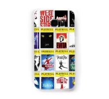 Playbill palooza 2! Samsung Galaxy Case/Skin