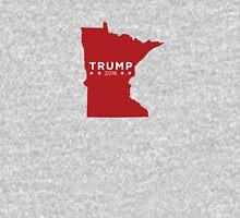 Donald Trump 2016 State Pride - Minnesota Unisex T-Shirt