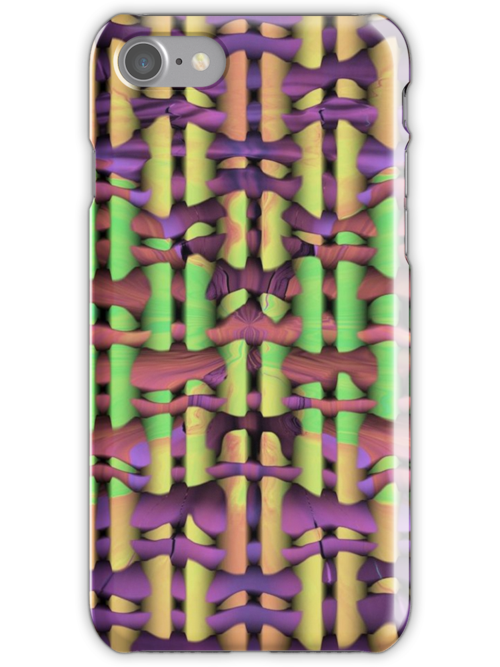 Lattice - iPhone by aprilann