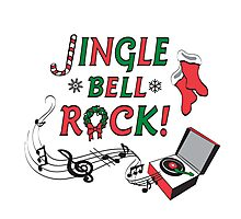 Jingle Bell Rock Photographic Print