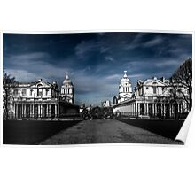Greenwich Naval College Poster