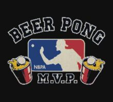 Beer Pong Kids Clothes