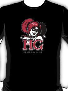 Homicidal Girls T-Shirt