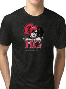 Homicidal Girls Tri-blend T-Shirt