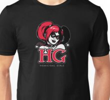 Homicidal Girls Unisex T-Shirt