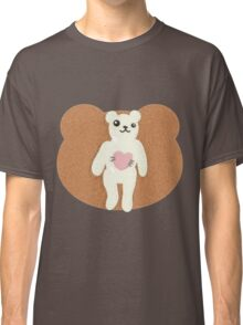 The stuffed toy of the bear Classic T-Shirt