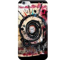 Speaking in Tongues iPhone Case/Skin
