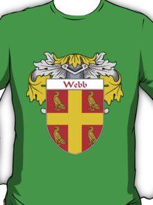 Webb Coat of Arms / Webb Family Crest T-Shirt