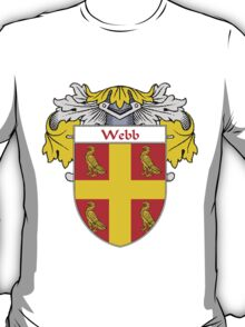 Webb Coat of Arms / Webb Family Crest T-Shirt