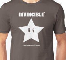 Invincible* (white) Unisex T-Shirt