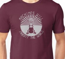 Machines Will Inherit Unisex T-Shirt