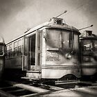 Vintage Streetcar Trolley 1814 by YoPedro