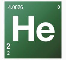 Element Helium by Defstar
