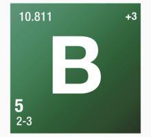 Element Boron by Defstar
