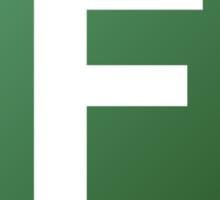 Element Fluorine Sticker