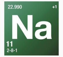 Element Sodium by Defstar