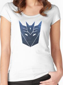 Decepticons Women's Fitted Scoop T-Shirt