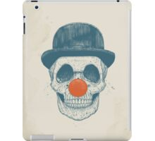 Dead clown iPad Case/Skin