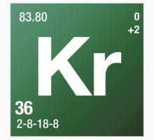 Element Krypton by Defstar