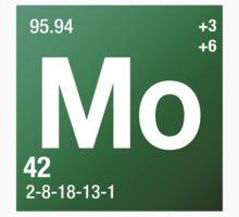 Element Molybdenum by Defstar