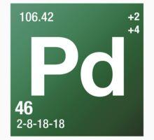 Element Palladium by Defstar