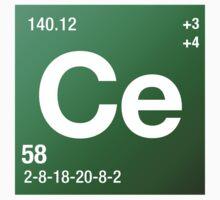 Element Cerium by Defstar