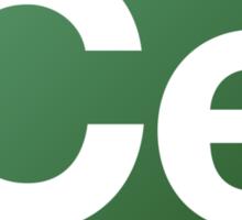 Element Cerium Sticker