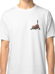 Cat-hooligan Classic T-Shirt