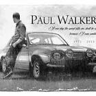 Paul Walker by Jimmy Rivera