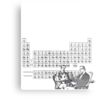 Elementary Metal Print