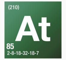 Element Astatine by Defstar