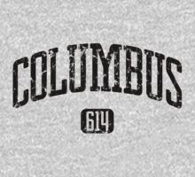 Columbus 614 (Black Print) by smashtransit