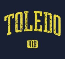 Toledo 419 (Yellow Print) Kids Clothes