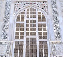 At Taj by Ikramul Fasih