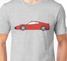 Ferrari F430 Scuderia Unisex T-Shirt