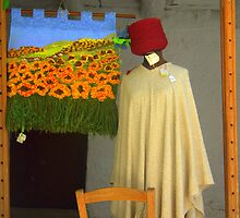 Fez and Textiles by Debra Kurs