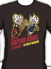 Super Saiyan Bros T-Shirt