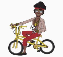 Trinidad James Art By Paradise by ParadiseGlobal
