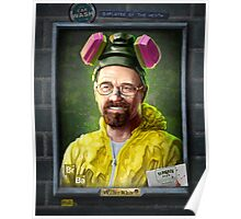 Employee of the Month - Walter White Poster