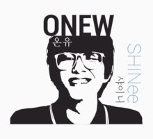 SHINee - ONEW by Seb Phillips